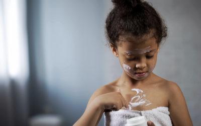 Article pédagogique : la peau expliquée aux enfants
